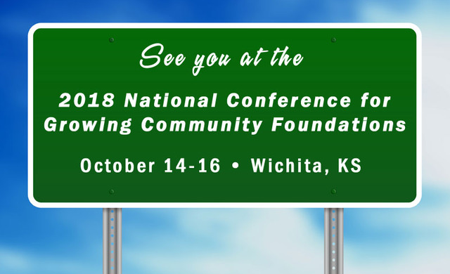 Evergreen is Headed to the 2018 National Conference for Growing Community Foundations