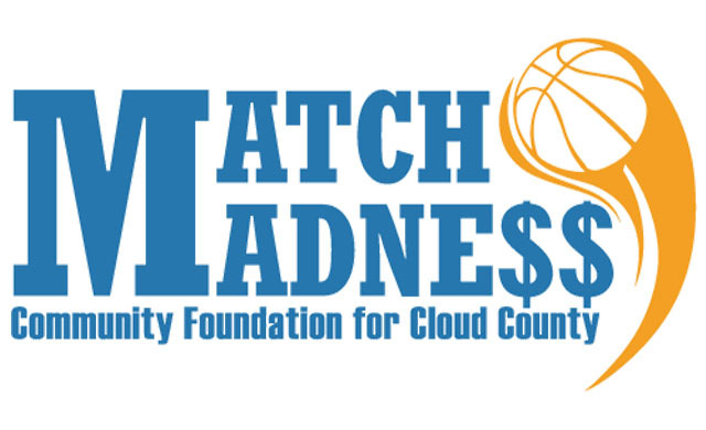 The Community Foundation for Cloud County to Hold Annual Match Day on March 28th