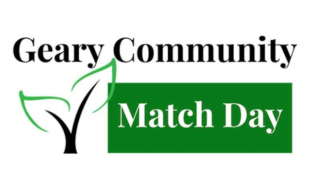 Greater Geary Community Foundation Prepares for Geary Community Match Day Event